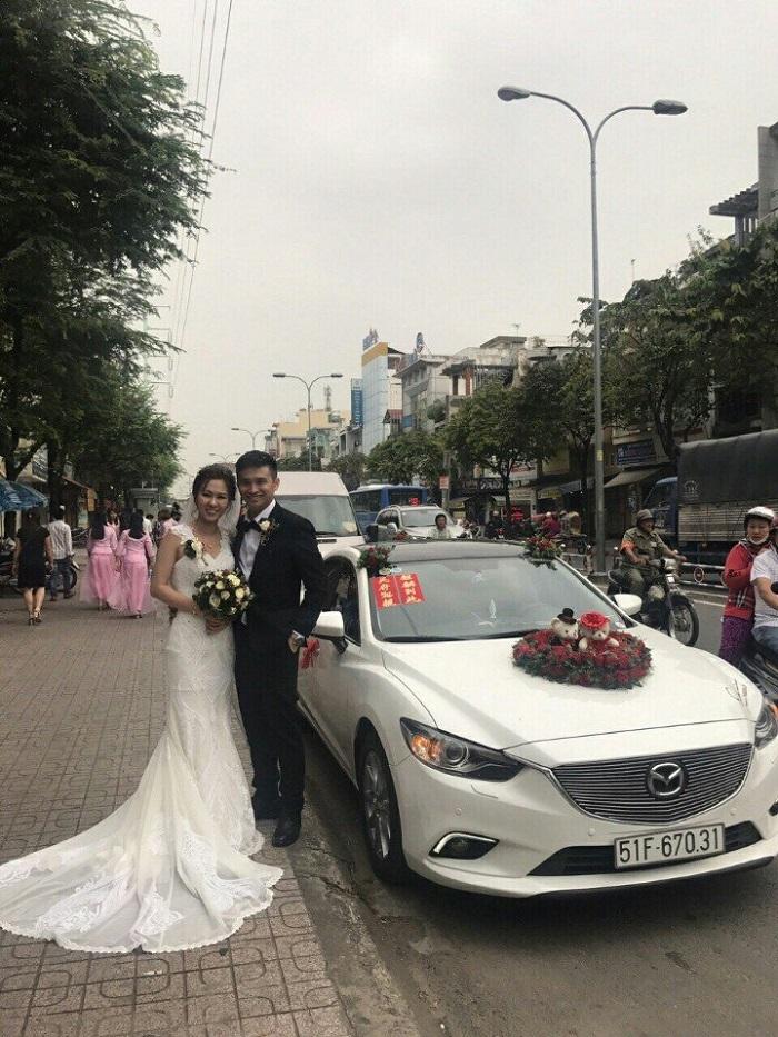 bảng giá cho thuê xe cưới