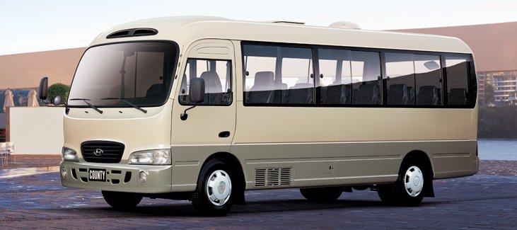 Dịch vụ cho thuê xe 29 chỗ chất lượng của Huỳnh Gia