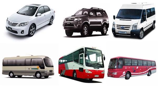 Không những cho thuê xe 29 chỗ, tại đây còn hàng loạt dịch vụ khác