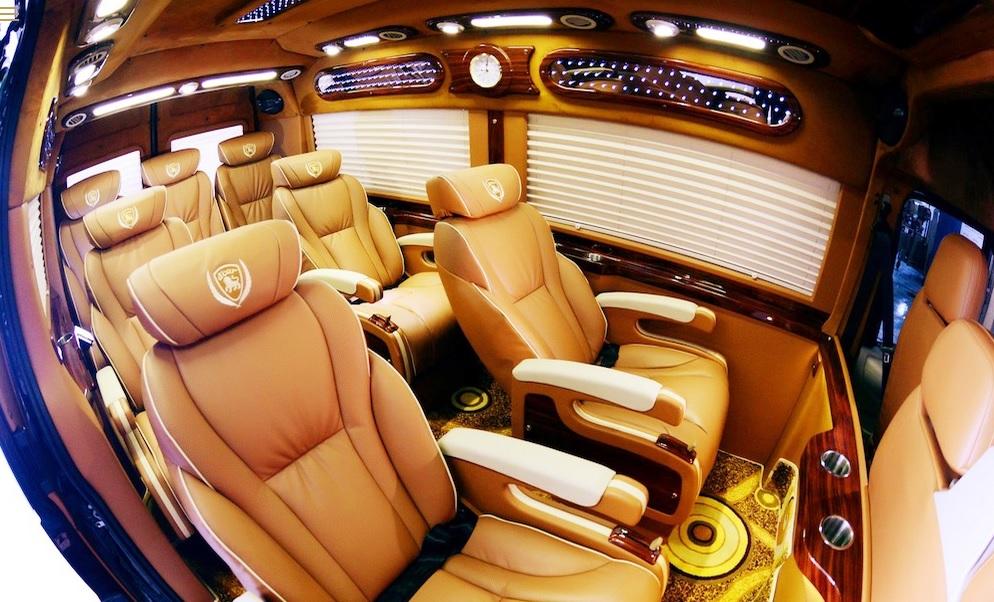 Giới thiệu dịch vụ thuê xe Limousine