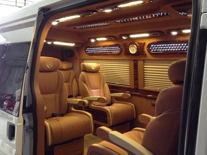 thue xe Limousine1