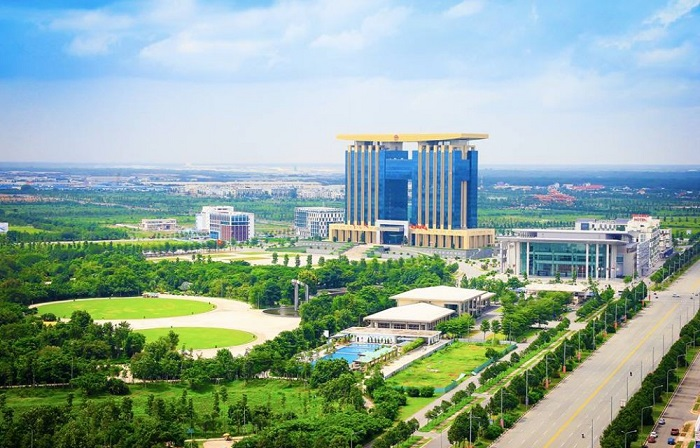 Bình Dương-tỉnh gần với khu vực thành phố Hồ Chí Minh