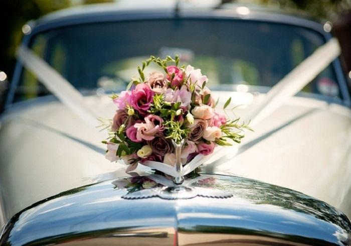 Xe hoa vintage