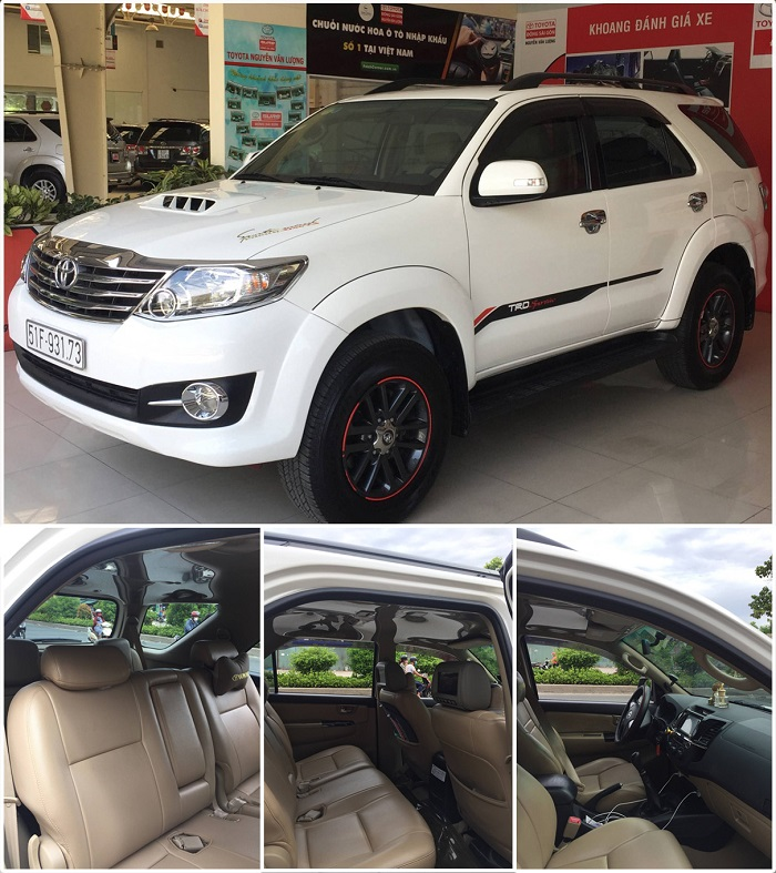 cho thue xe thang fortuner