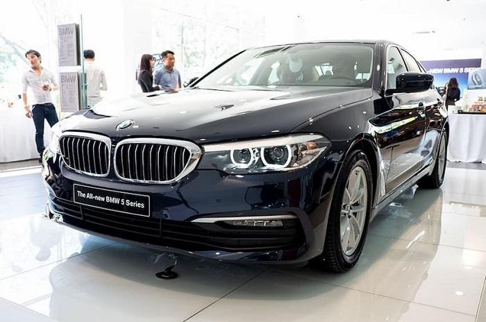 e BMW 520i