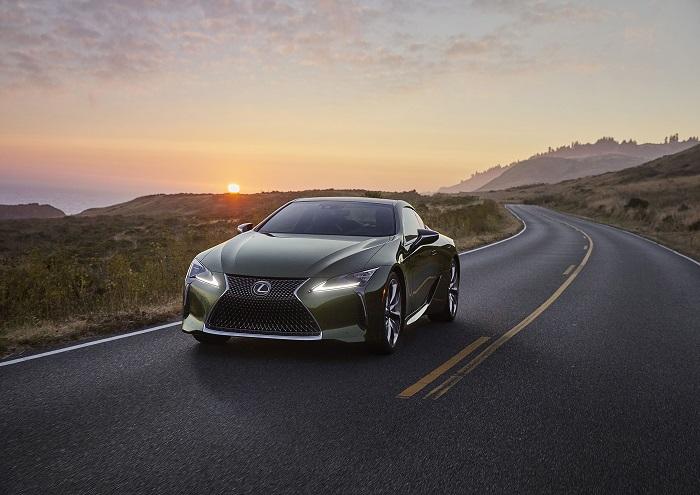 Hãng xe VIP cho thuê -Lexus