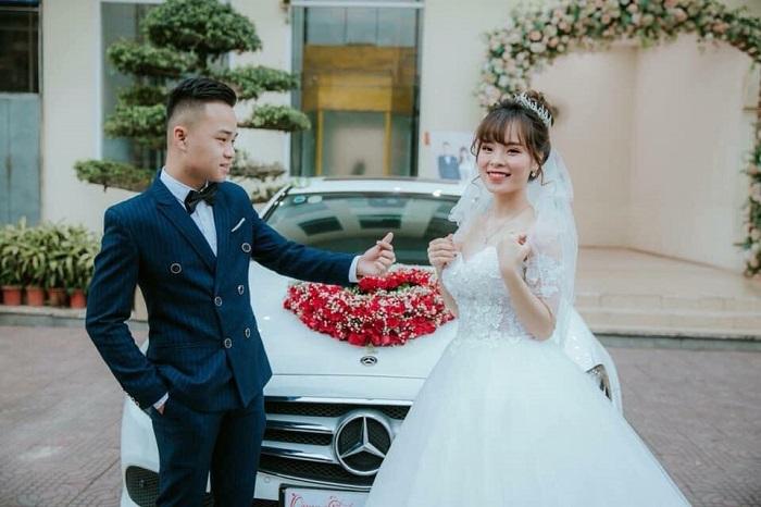 Thuê xe đám cưới- Công việc cần chuẩn bị chu đáo