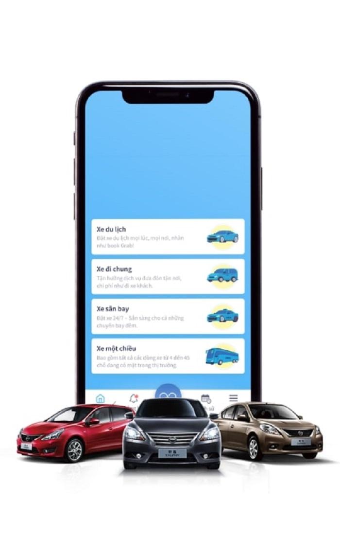 Đặt xe online- Cách đặt xe đi tỉnh nhanh và tiện lợi nhất