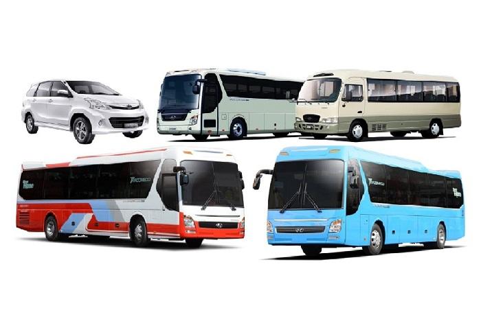 Thuexehcm- Cung cấp giải pháp thuê xe du lịch cho công ty uy tín giá tốt