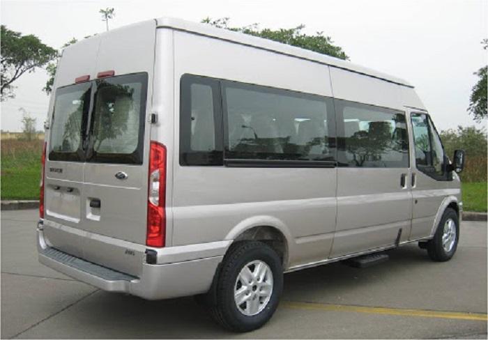 Cho thuê xe 16 chỗ giá rẻ đảm bảo yếu tố chất lượng dịch vụ
