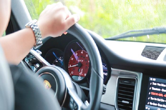 Tài xế xe có kinh nghiệm nhiều năm trong nghề