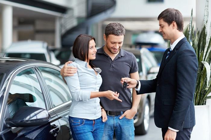 Chọn nơi cho thuê xe có hợp đồng, tư vấn kỹ lưỡng